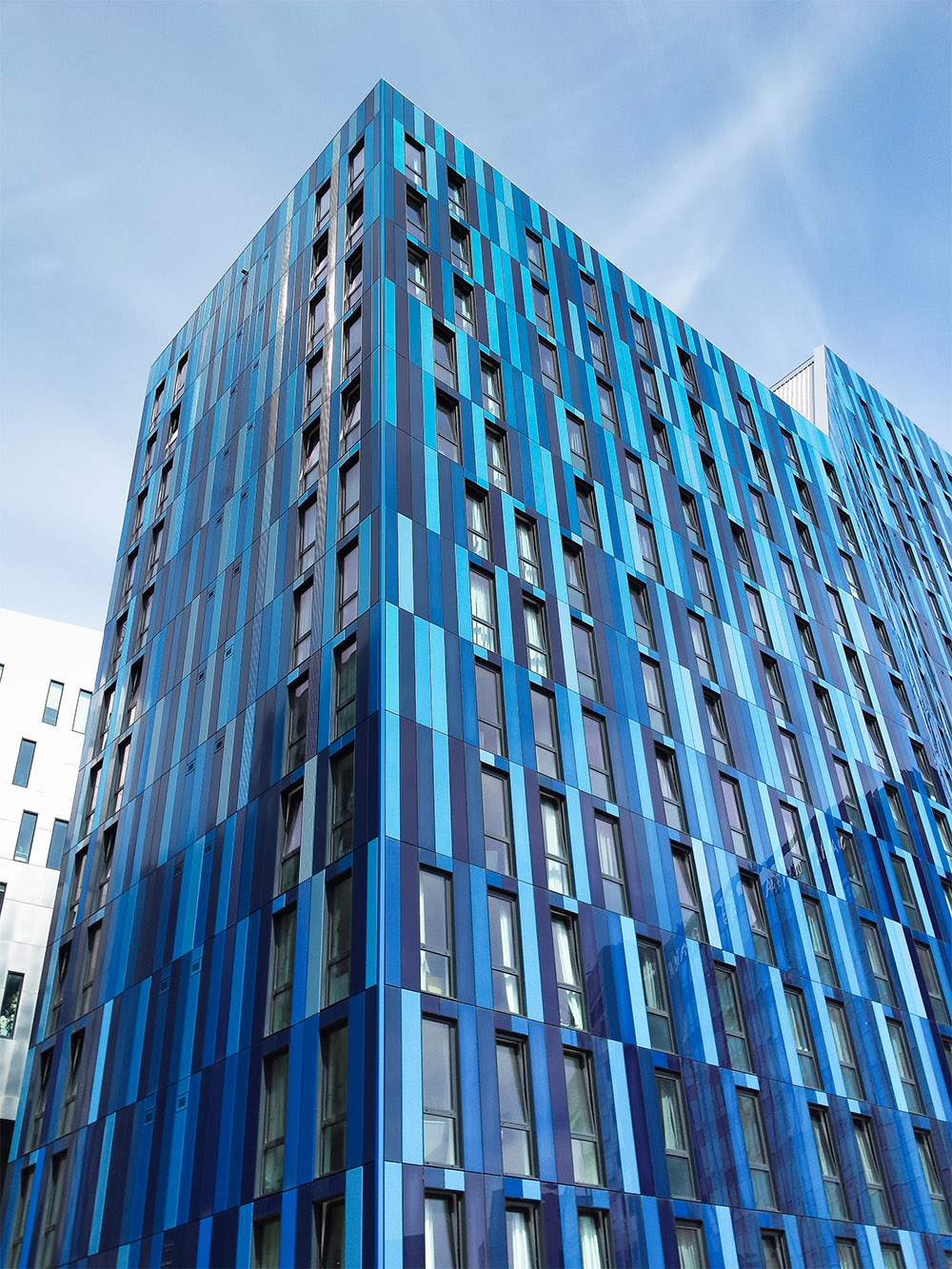 Optima TFC Rainscreen Cladding - The View