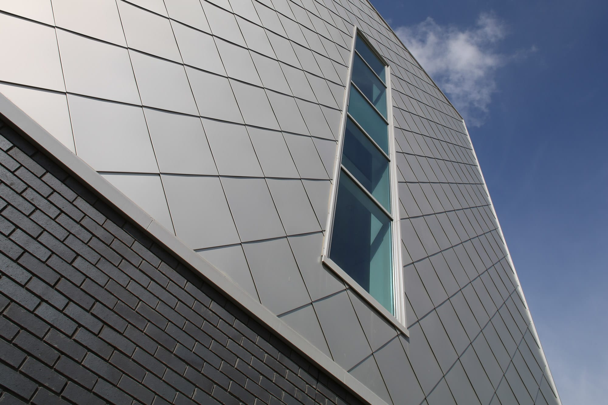 Optima Shingles Rainscreen Cladding System Sotech