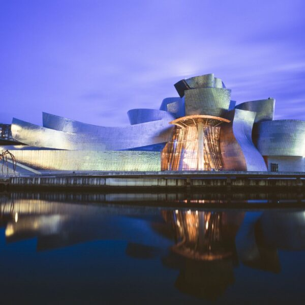 Frank Gehry: a metal cladding master