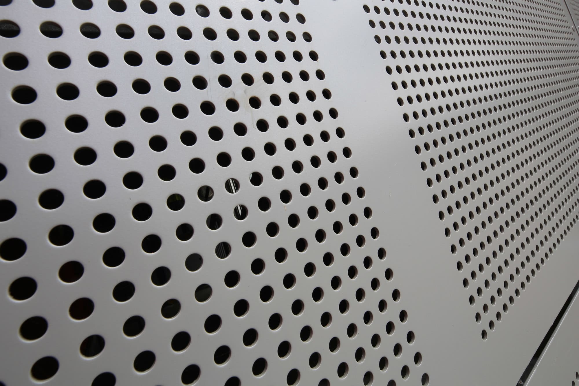 The Optima Perforated Screen