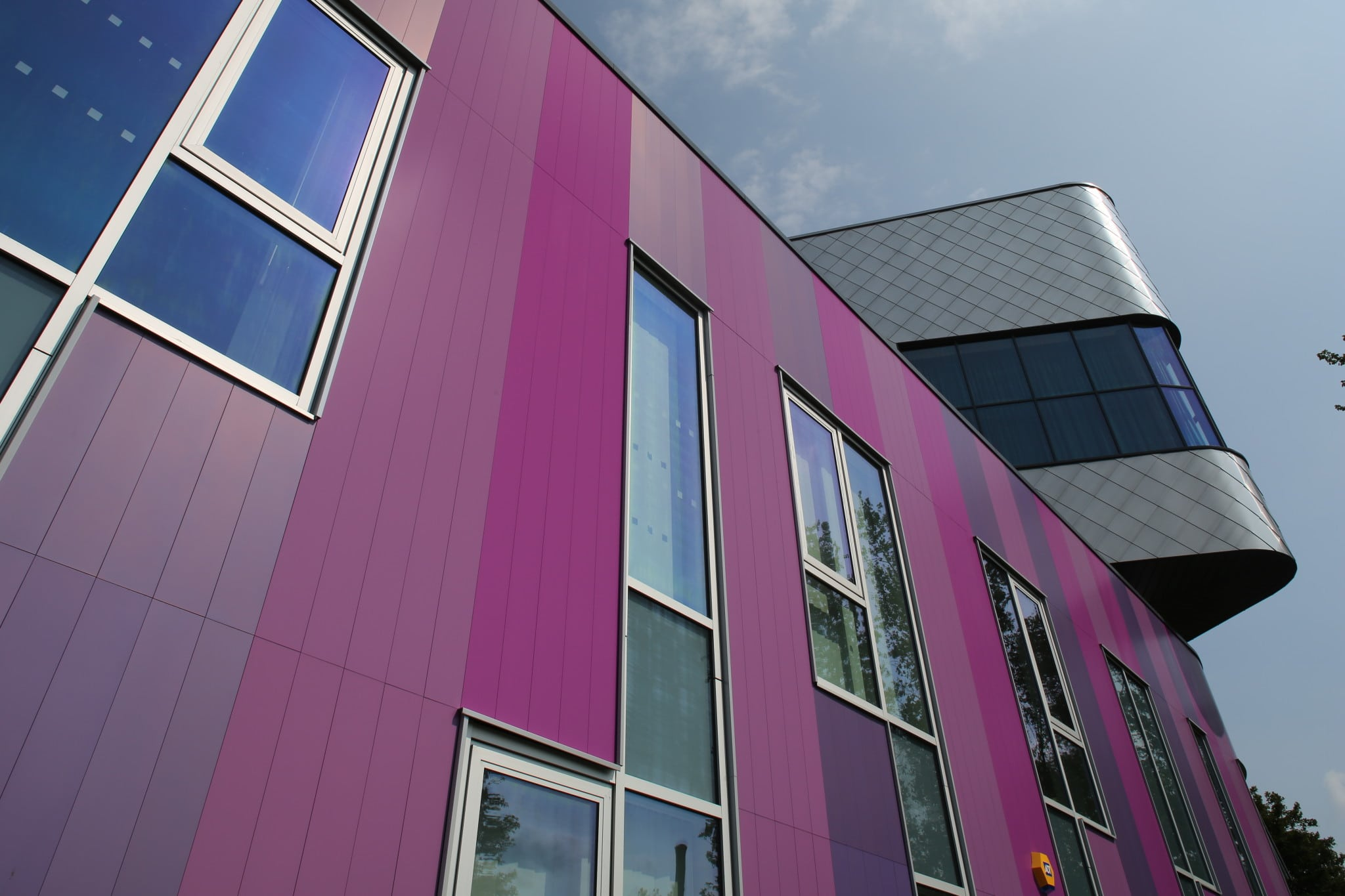 Aluminium Cladding Without Silicon : Top benefits of specifying rainscreen cladding sotech
