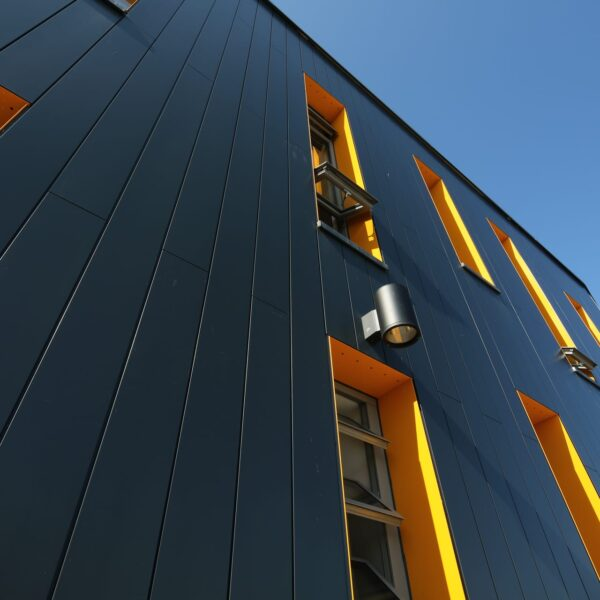 System in Focus: Optima XPC Extruded Plank Rainscreen
