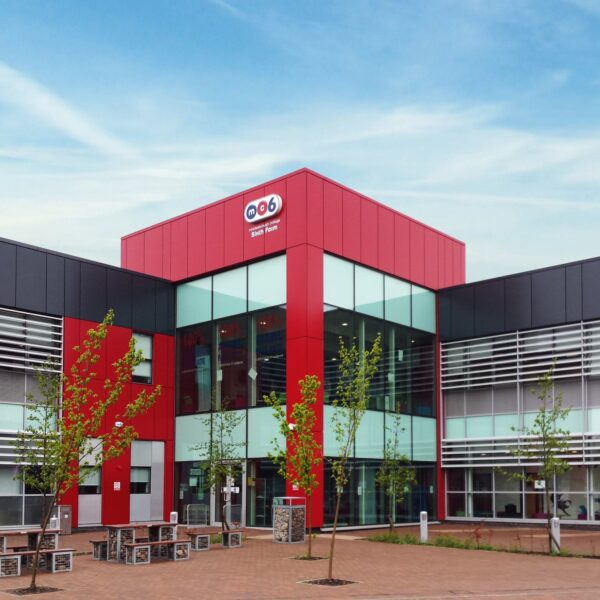 Sotech Uses the Latest Manufacturing Technology for Middlesbrough College