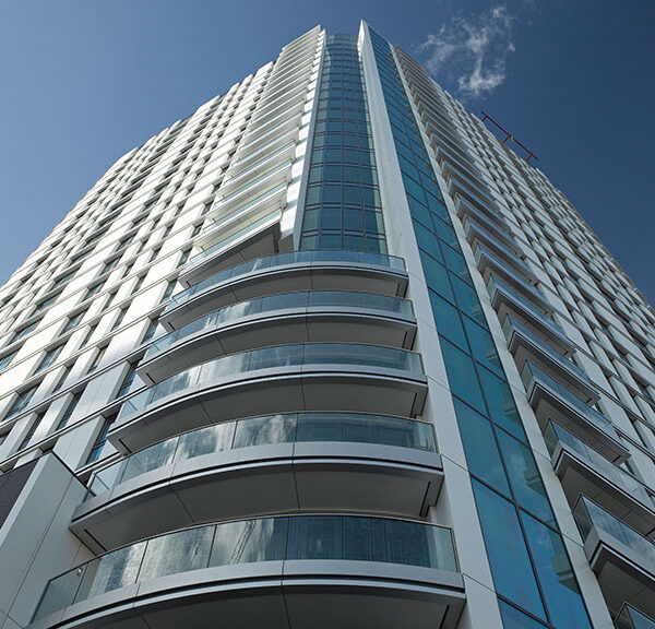 Bespoke Balcony Soffits Reach New Heights at London's Project Altitude Development