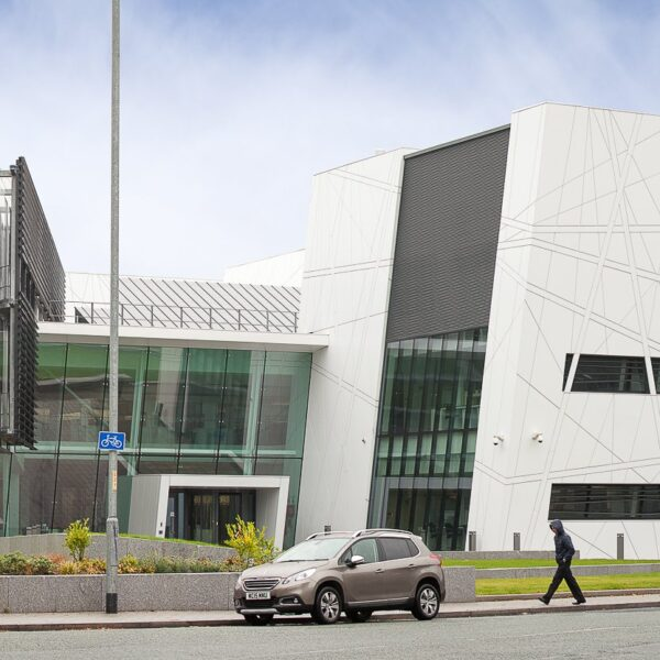 Sotech project MCRC shortlisted for Greater Manchester Building of the Year Award