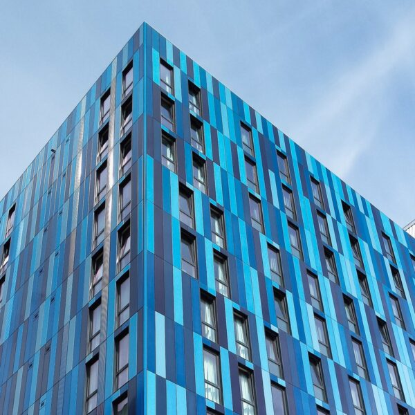Finish in Focus: When to use aPowder (PPC) Coating Finish for Rainscreen Cladding