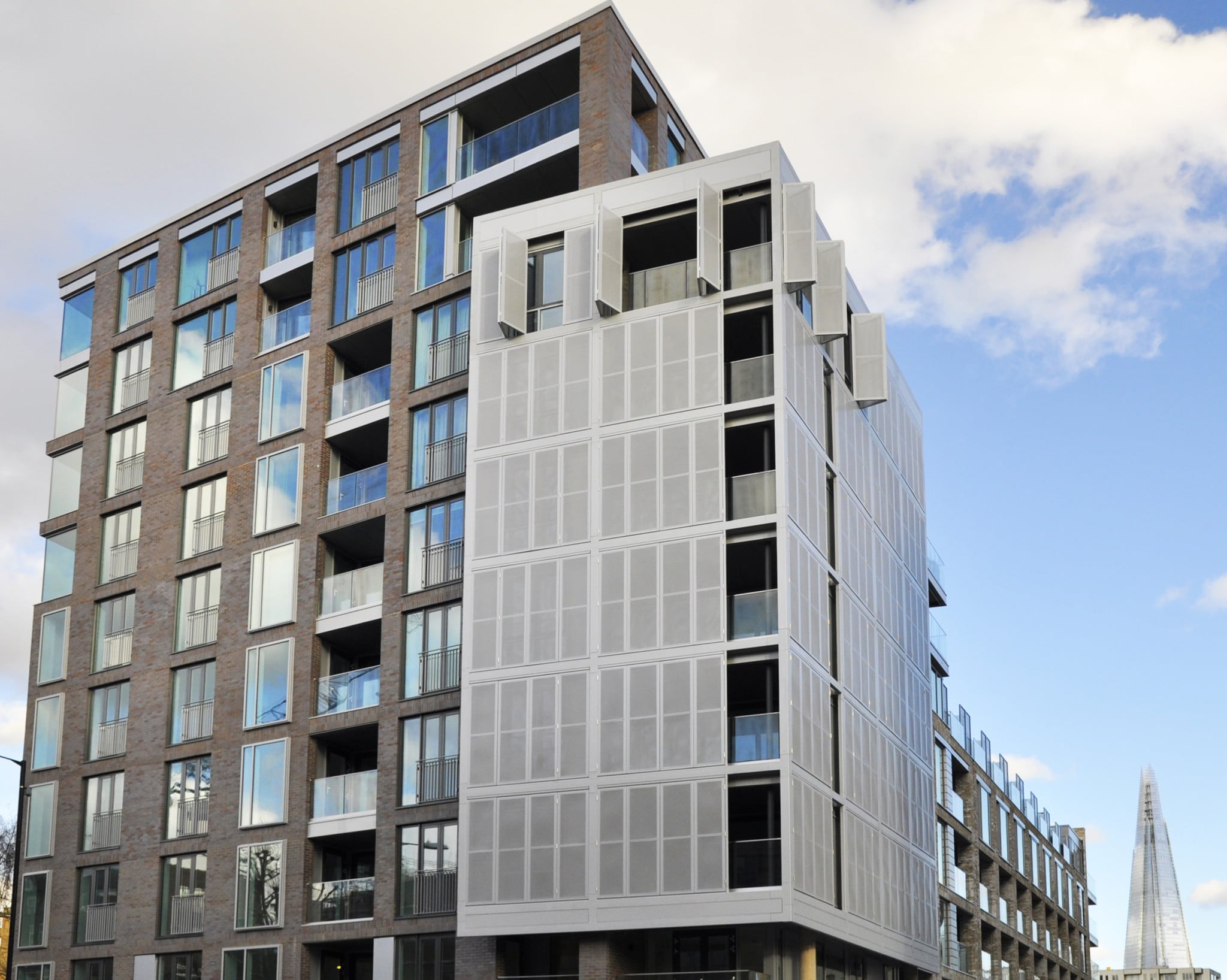 Blackfriars - Alucabond - TFC Rainscreen Cladding