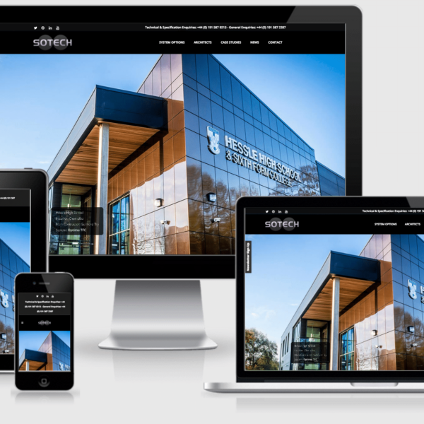 Sotech profiled on Business Durham web site