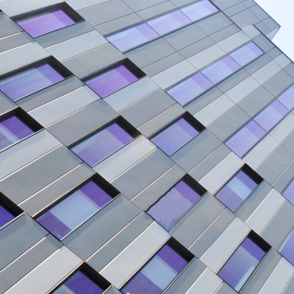 Sotech Produce 2000 sq ft of Rainscreen Cladding for St Vincent Plaza