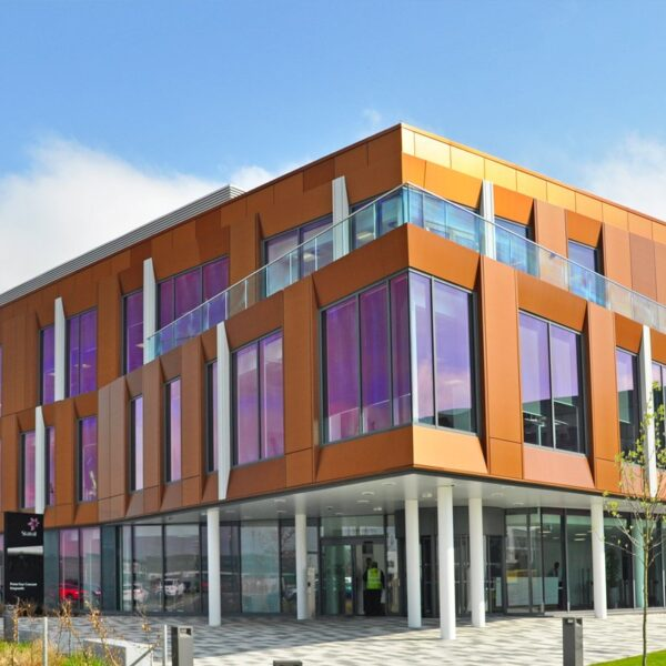Optima FC and TFC Rainscreen Selected for Statoil HQ in Aberdeen