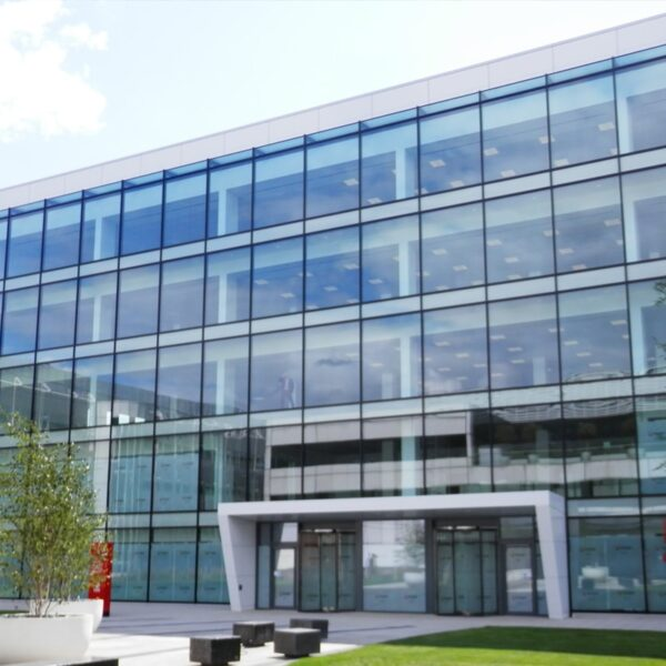 Sotech Optima FC Rainscreen selected for Hyde Park Hayes in West London