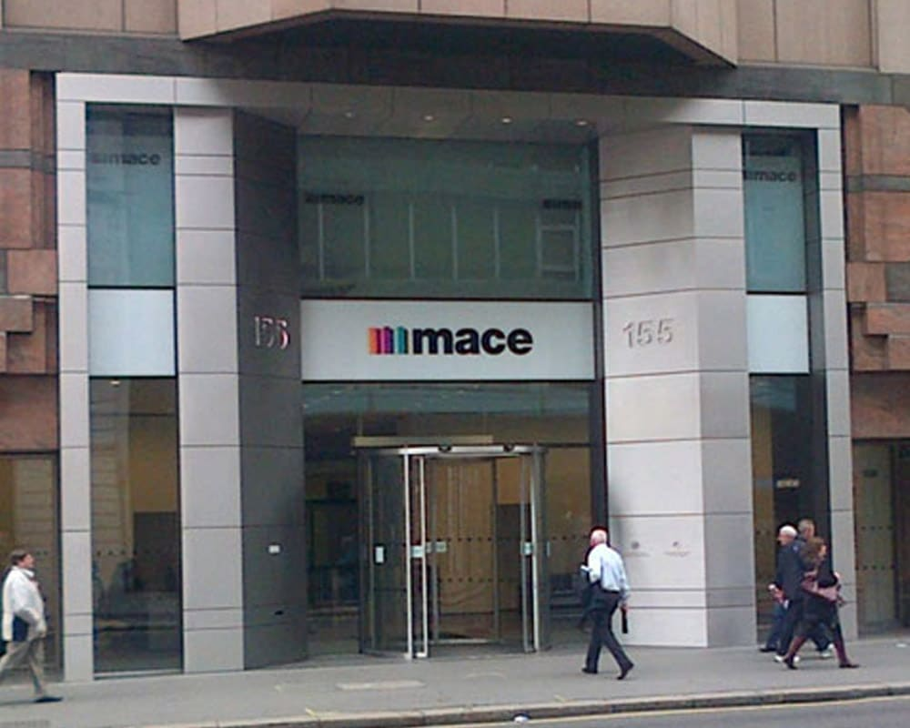 Mace HQ Rainscreen