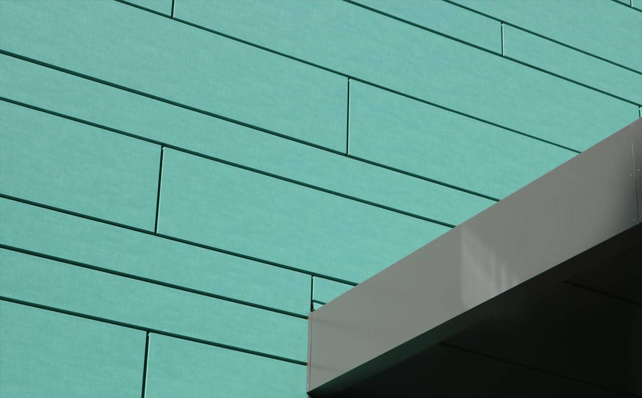 Horizontal Rainscreen Cladding System HC