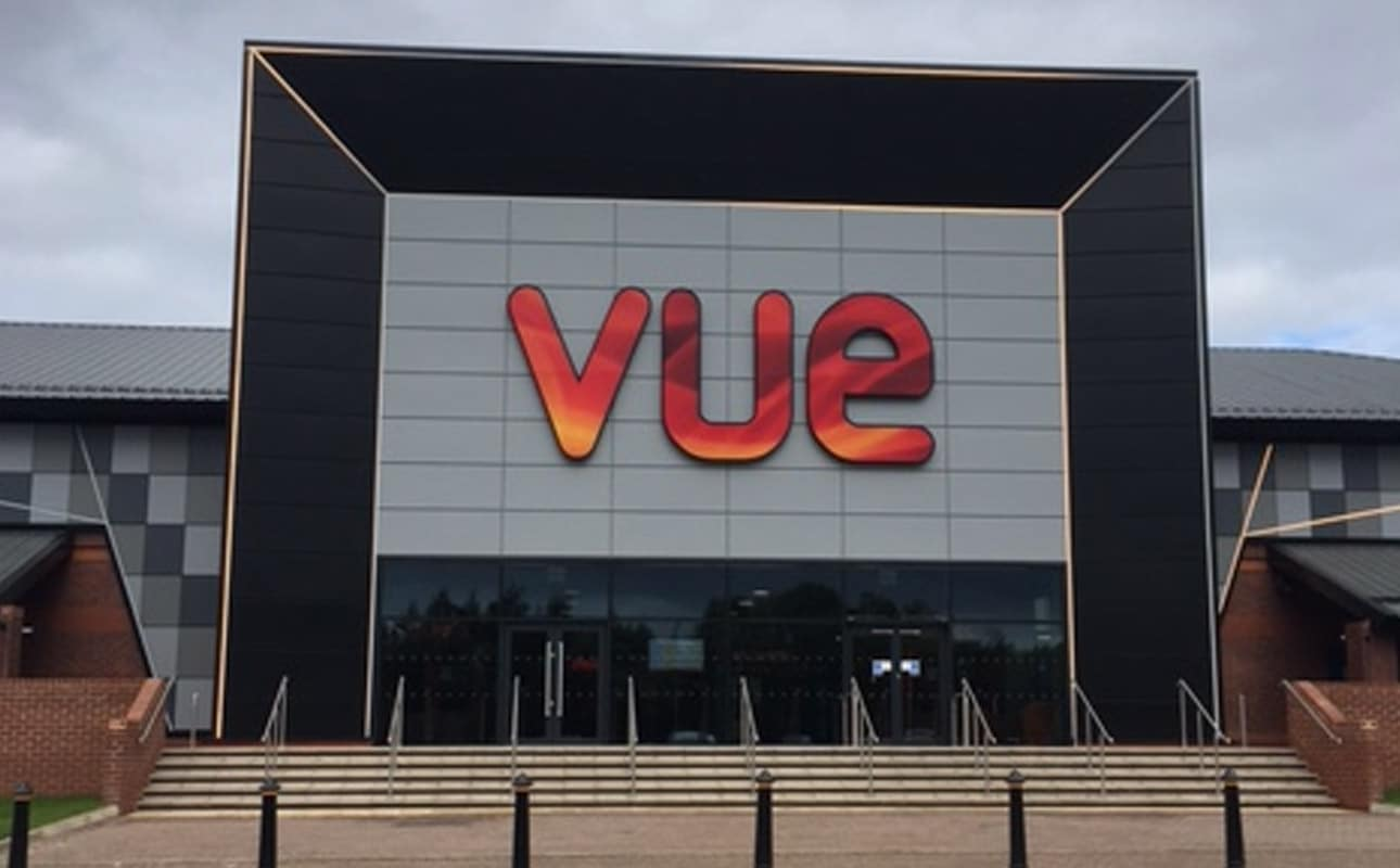 VUE Cinema in PPC