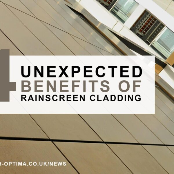 Rainscreen Cladding in 2018: Four Unexpected Benefits