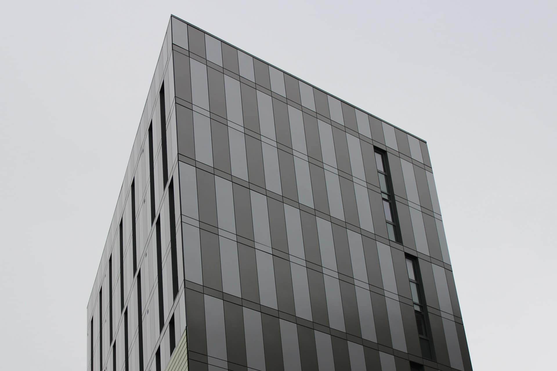 Hill Court Pitt Street TFC Rainscreen Cladding