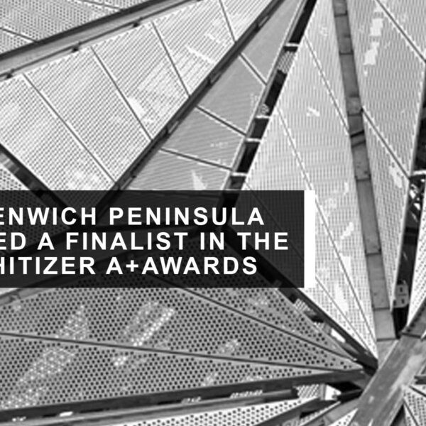 Greenwich Peninsula Low Carbon Energy Centre listed as a finalistin the Architizer A+Awards