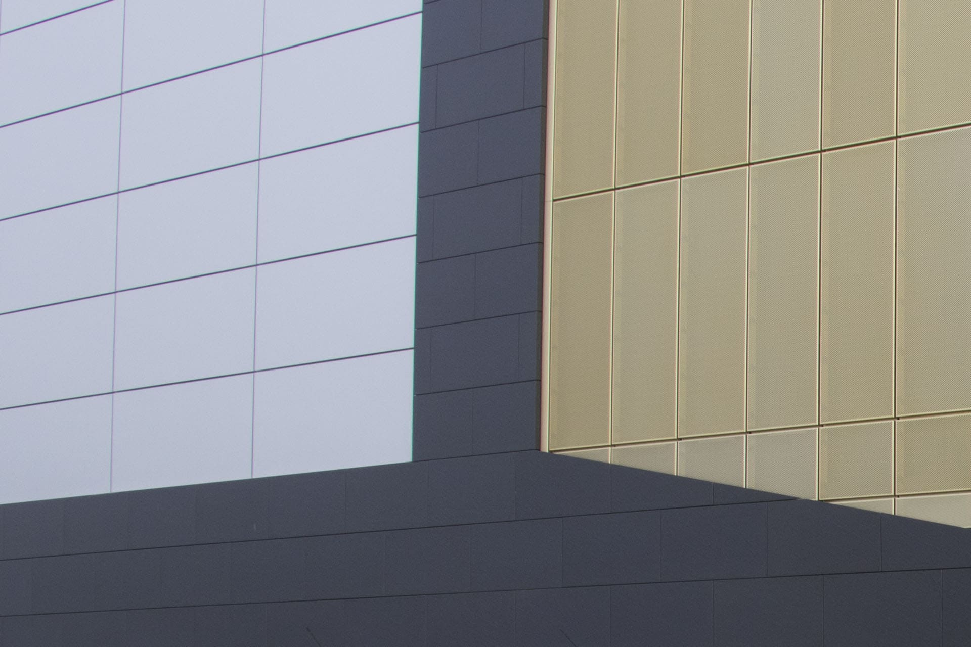 White Rose Shopping Centre Leeds - Rainscreen Panels