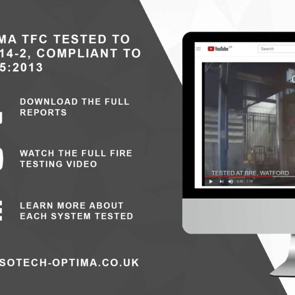 Sotech completes fire tests at BRE, Watford