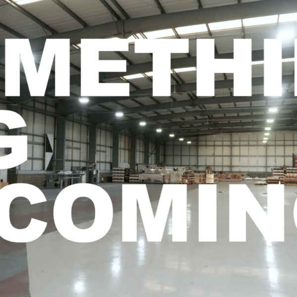 Watch this space…