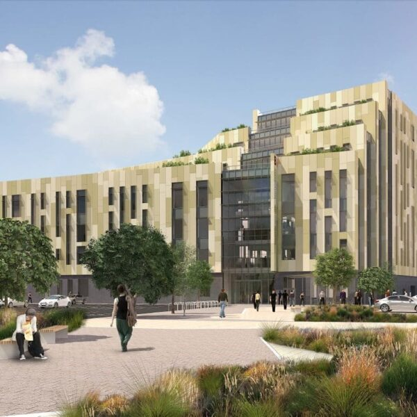 Bournemouth Gateway Building – Work Starting in February