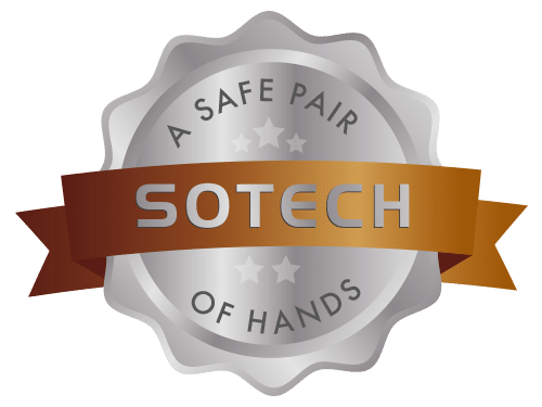 SOTECH Safe Pair of Hands M