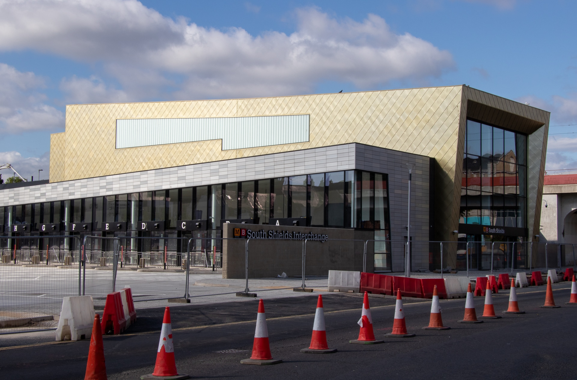 South Shields Interchange Hub