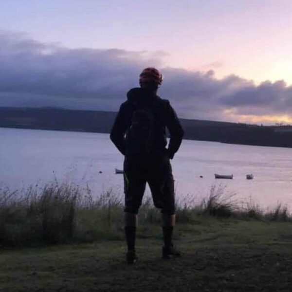 David Swithenbank rides 300 miles for Cancer Research