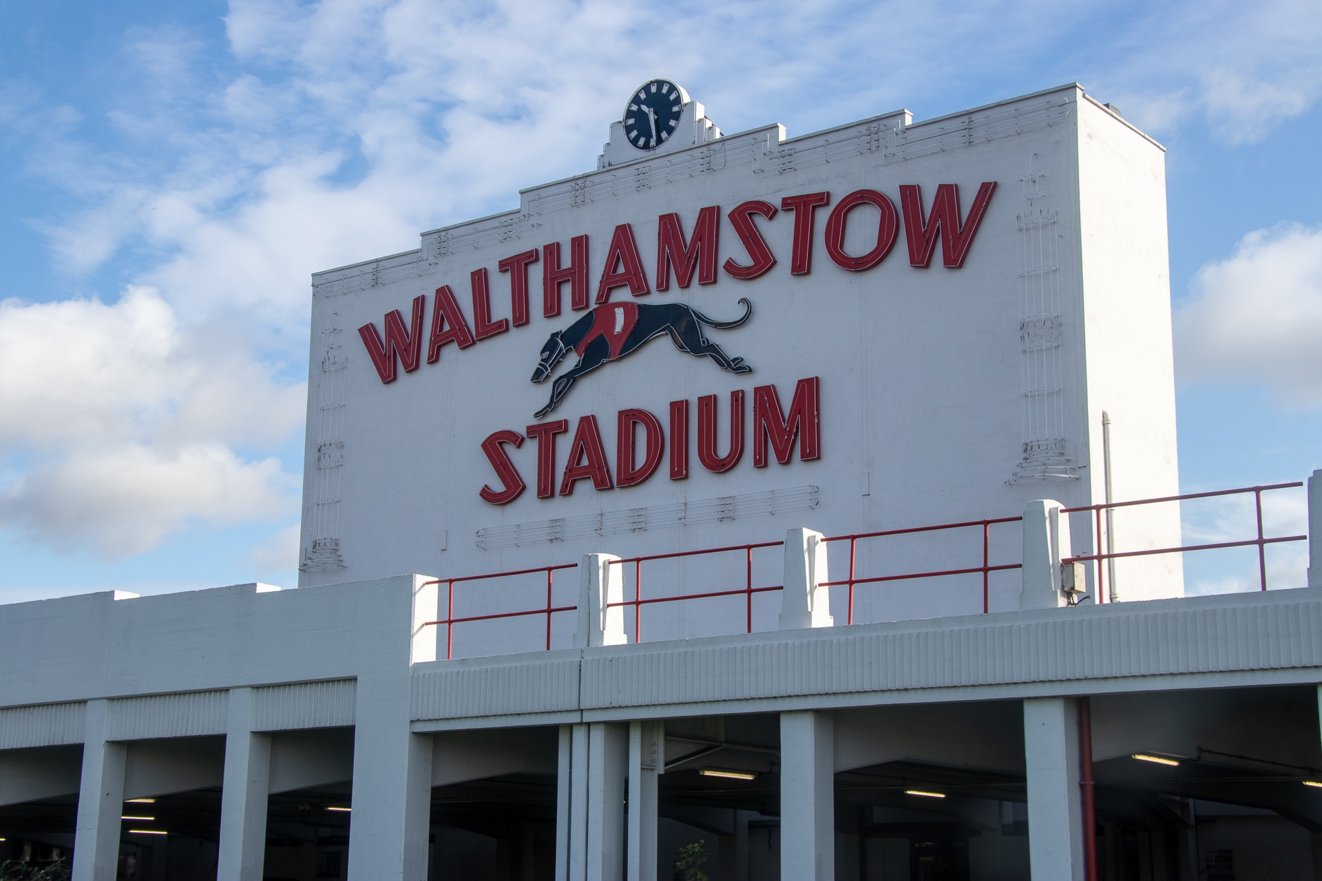 Walthamstow Dog Stadium