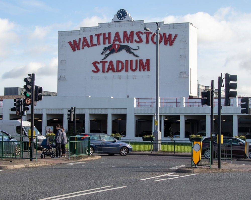 Wathamstow Stadium Cover