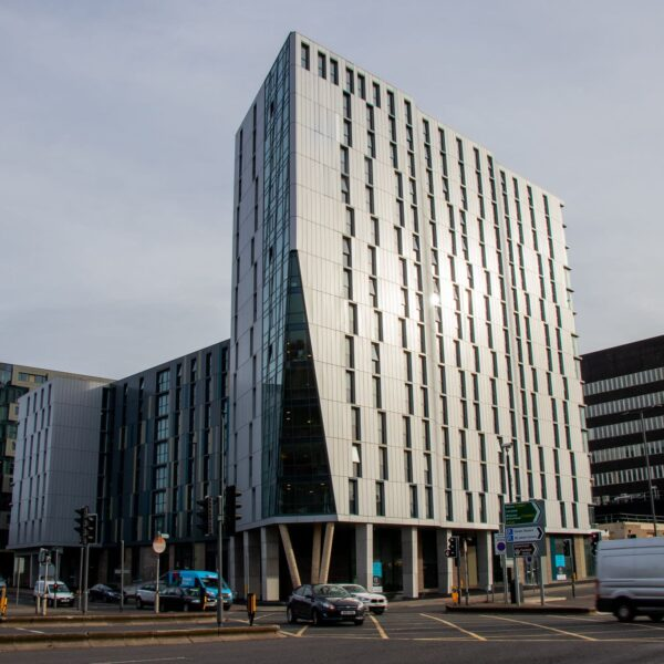 Work complete at Calico, Norton Street, Liverpool