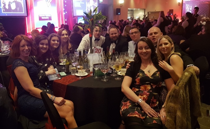 North East Business Awards Sotech 2