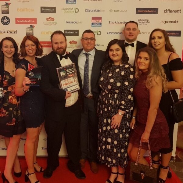 Sotech WINS Manufacturing Award at North East Business Awards