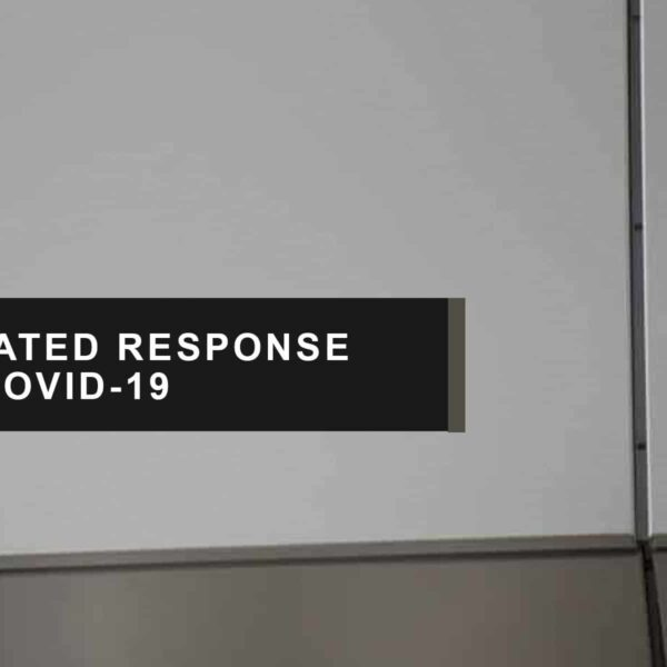 Updated Response to Covid-19