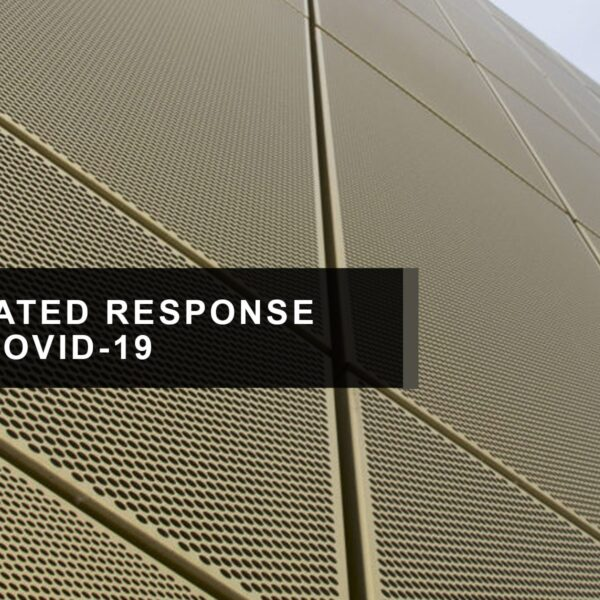 22nd April UPDATED RESPONSE TO COVID-19