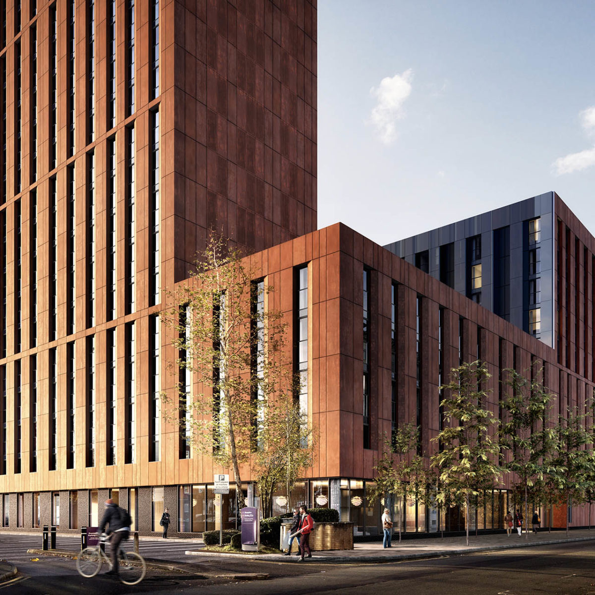 River Street shortlisted for 'Best Tall Building Awards'