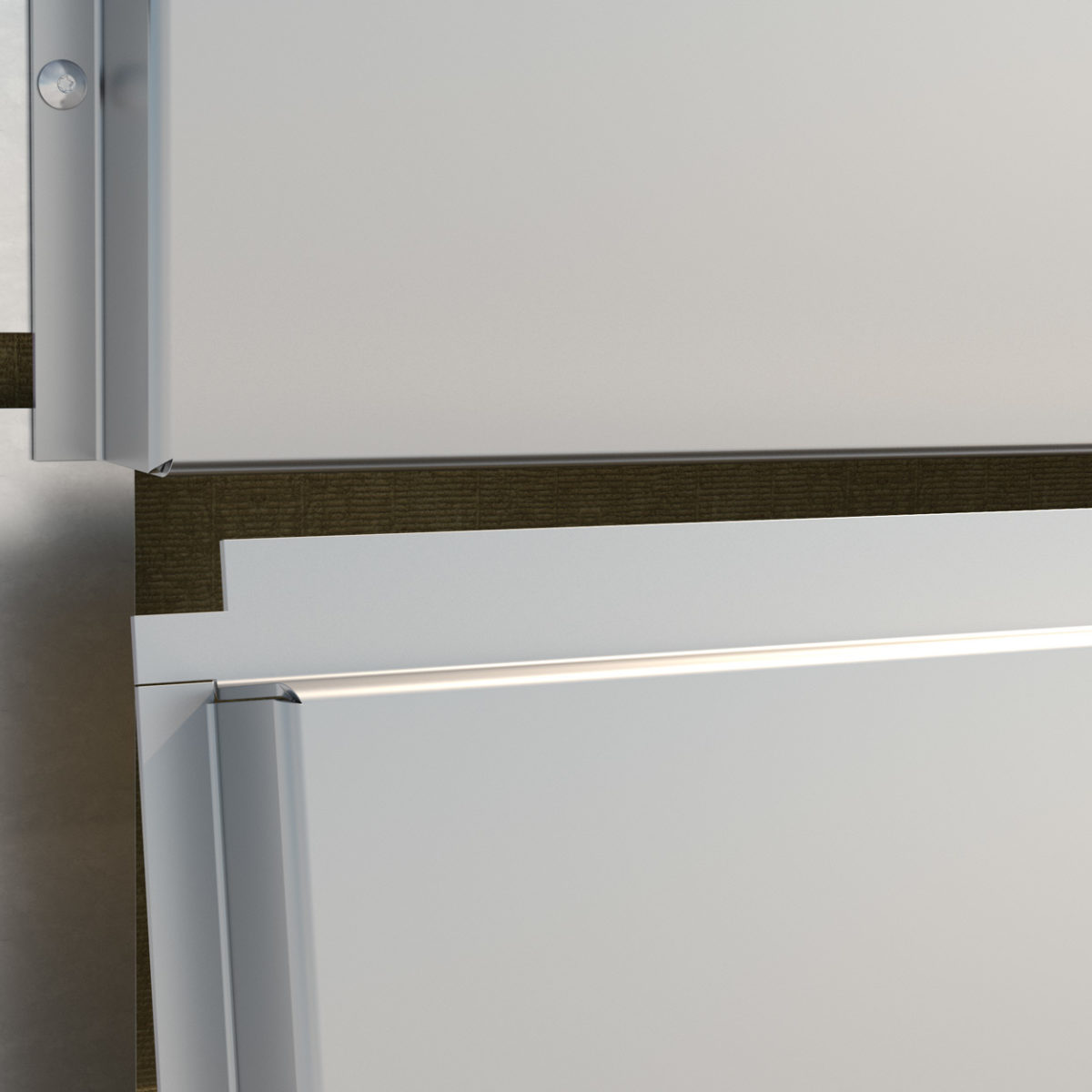 3D Model: See our Optima TFC rainscreen cladding system up close